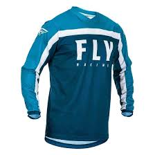 fly F16 blue top