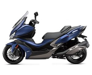 New Kymco motor scooters available at Salley's Yamaha in Bloemfontein