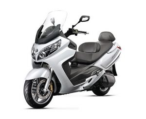 New Sym motor scooters available at Salley's Yamaha in Bloemfontein