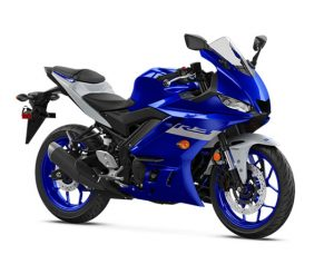 New Yamaha motorcycles available at Salley's Yamaha in Bloemfontein